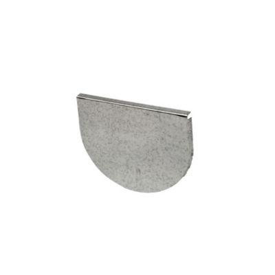 Cabeceira de Aço 881 Cinza