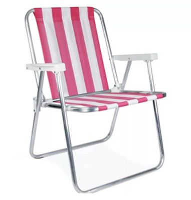 Cadeira de Praia Alta Sortido