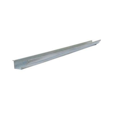 Calha de Aço 41 200cm Cinza