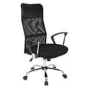 Cadeira Executivo, Preto