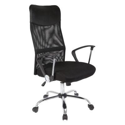 Cadeira executivo para escrit rio 122x54cm sodimac for Sillas de escritorio sodimac