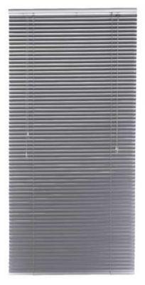 Persiana Alumínio 100x165Cm Prata, Home Collection - Nien Ma