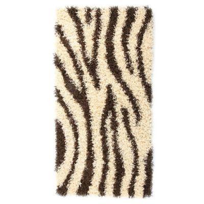 Tapete Animal 60x114cm Bege