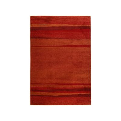 Tapete Oceano 160x230cm Vermelho