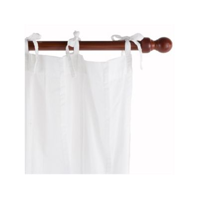 Véu Cortina Alças 150x230cm Branco