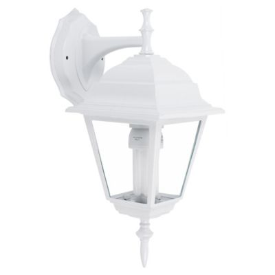 Arandela 1 Lâmpada, Branco, Bivolt