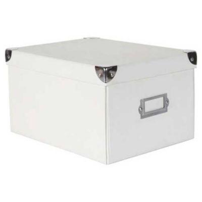 Caixa Escritório M Branco - Homy