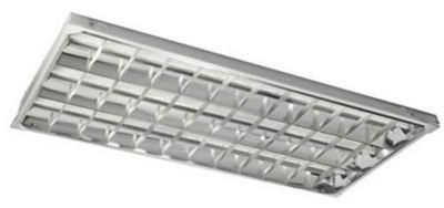 Luminária de Embutir Alta Eficiência 3 Lâmpadas 14W LED