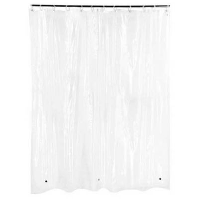 Forro Cortina Transparente 178x180cm - Home Collection