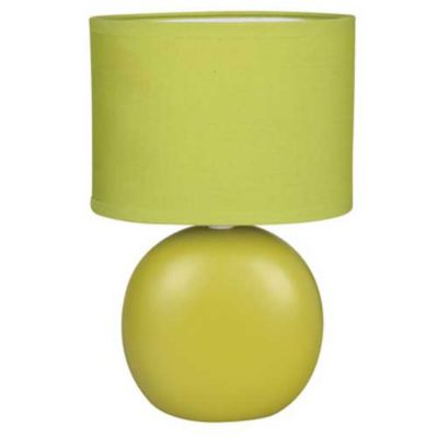Luminária de Mesa Bivolt Verde