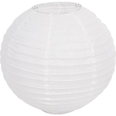 Cúpula, Branco, 30cm