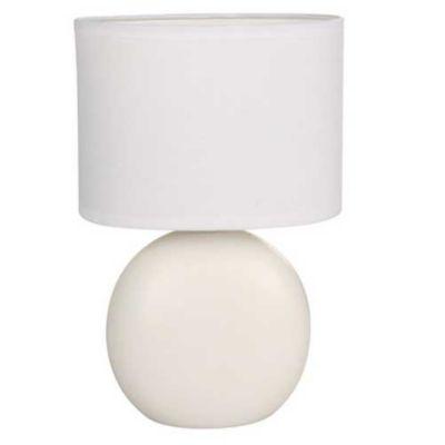 Luminária de Mesa Vitrô, Branco, Bivolt