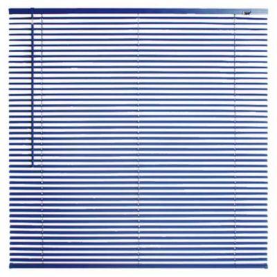 Persiana de PVC 150x250Cm Azul  Just Home Collection