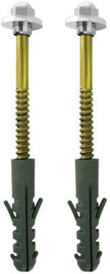 Parafuso para Fixação Lavatório B8mm 0,08x0,02x0,02cm Cromado