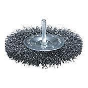 Escova de Aço para Furadeira, Cinza
