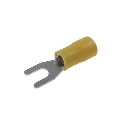 Terminal Forquilha 2.70-6.60mm Amarelo