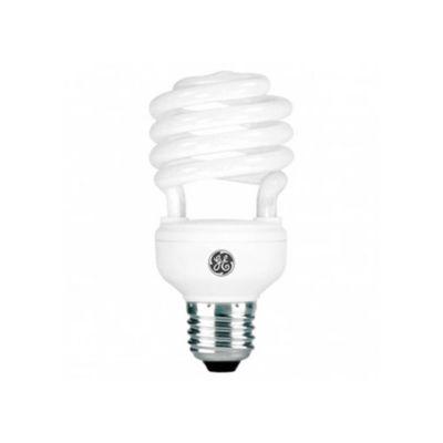 Lâmpada Fluorescente Eletrônica Espiral Luz Amarela 24W T3 2700K 220V