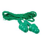 Protetor Auditivo Reutilizável, Verde