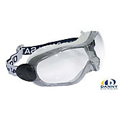 Óculos de Segurança Ampla Visão Saturno, Transparente
