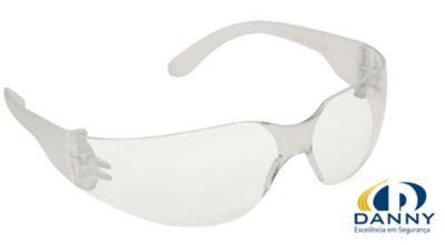 Óculos de Segurança Águia 3 Unidades, Transparente