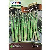 Semente Horta Aspargo, Verde