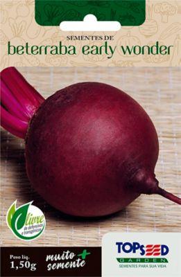 Semente Horta Rabanete Early Scarlet