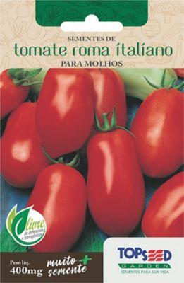 Semente Horta Tomate Italiano Molho