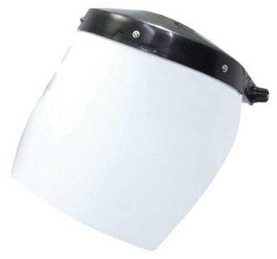 Protetor Facial Incolor 8 sem Catraca, Transparente