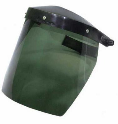 Protetor Facial sem Catraca, Verde