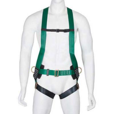Cinturão Paraquedista CG-730E, Verde