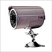 Kit 4 Canais com 4 Câmeras HD500GB DVR2004VJ Preto
