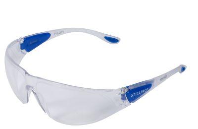 Óculos de Segurança Runner 3 Unidades, Transparente