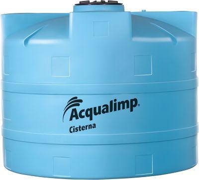 Cisterna 10.000L Polietileno Azul