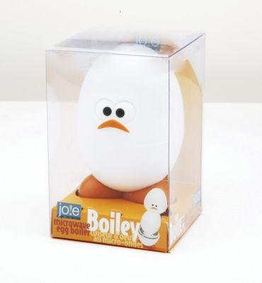 Egg Boiler Sup Ovo Micro Linha Ovo, Branco Laranja