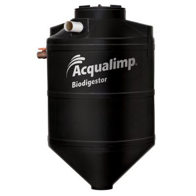 Biodigestor 1.300L Polietileno Preto