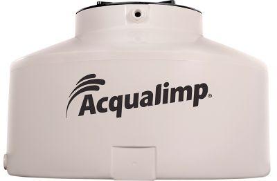 Caixa De Água 1.750L Água Limpa Polietileno Tampa Rosca Bege