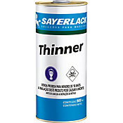 Thinner Profissional 0.9L
