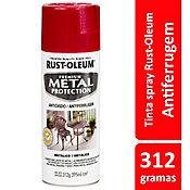 Tinta Spray Brilhante Metal Protection 340ml Maçã Vermelha
