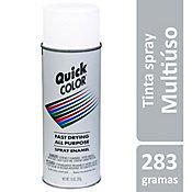 Tinta Spray Brilhante Quick Color 358ml Branco