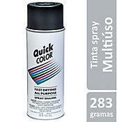 Tinta Spray Fosco QuickColor 358ml Preto Rust-Oleum