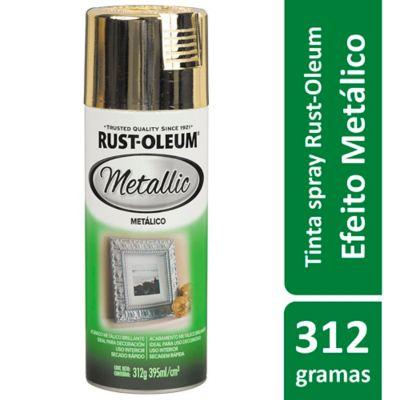 Tinta Spray Brilhante Speciality 395ml Ouro