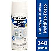 Tinta Spray Fosco Ultra Cover 430ml Branco