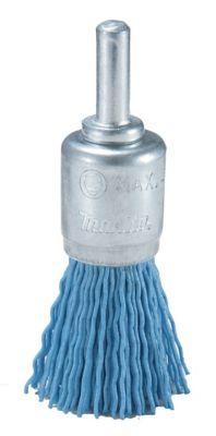 Escova de Nylon Fino Tp Pincel, Azul, 24X6mm