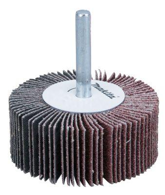 Roda de Lixa A40, 76X25.4X6.34mm, Preto