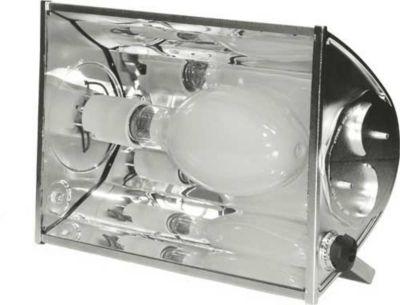 Refletor Td 400 E27 Mat Eng Late Metal, Cromado