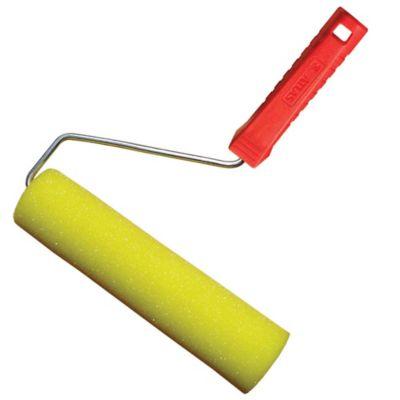 Rolo para Pintura de Espuma Uso Geral 15cm REF-406/15A Amarelo