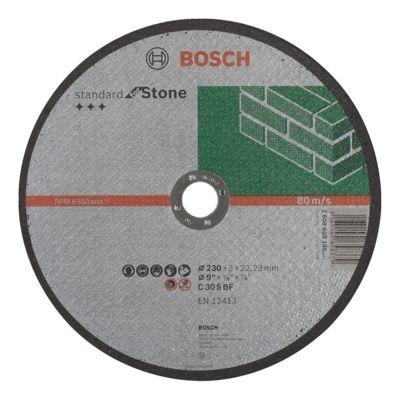 Disco de Corte para Pedra Grao 30, 230mm