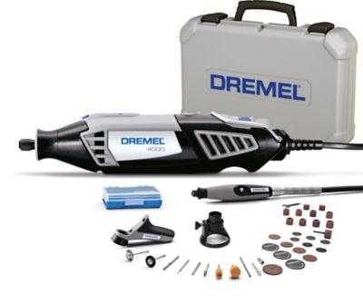 Micro Retífica Dremel 4000 3/36 220V, Preto