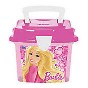 Mini Box Barbie 1L 14,4x11,6x14cm Rosa