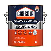 Cola de Contato Tradicional 2,8kg sem Tuluol